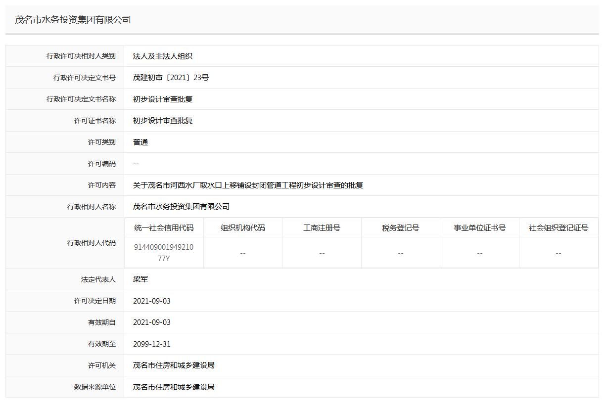 茂名市水务投资集团有限公司初步设计审查批复.jpg