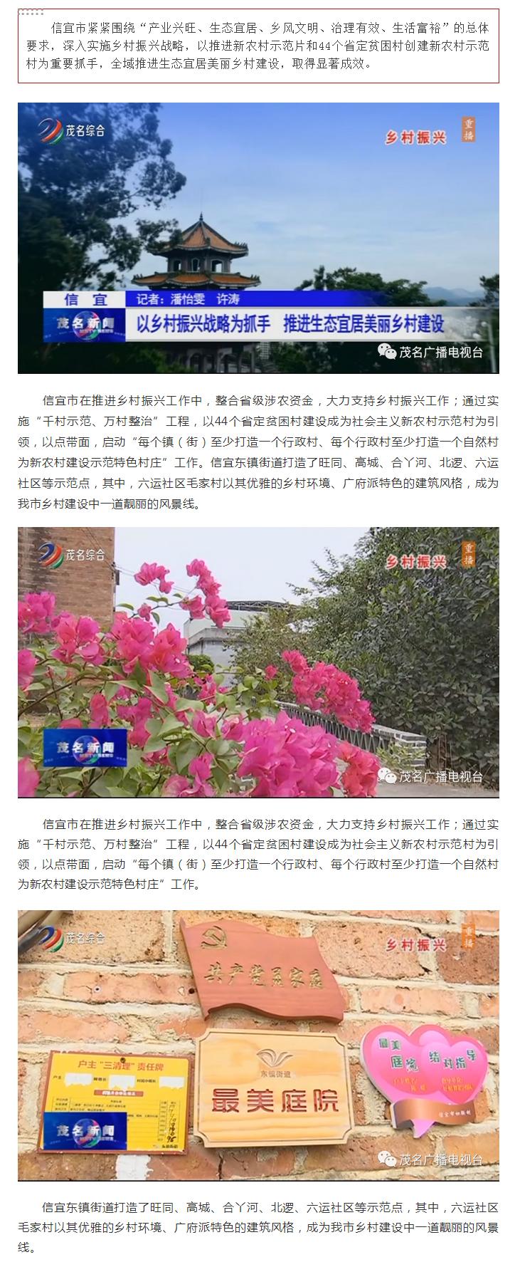 信宜实施乡村振兴战略 推进生态宜居美丽乡村建设.jpg