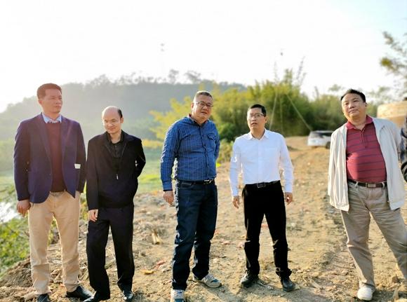 市住建局督导城镇生活污水垃圾处理设施项目建设5.jpg