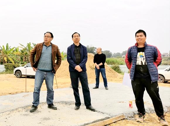 市住建局督导城镇生活污水垃圾处理设施项目建设10.jpg